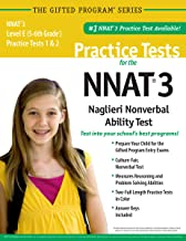 NNAT3® 2 Practice Tests Level E (5th-6th Grade) in Color_ Publisher of the #1 CogAT® Practice Test