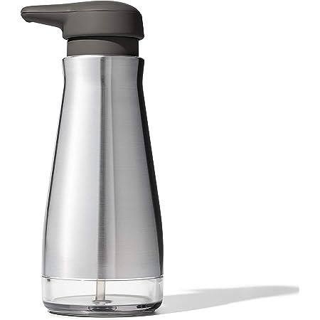 OXO Good Grips Stainless Steel Soap Dispenser