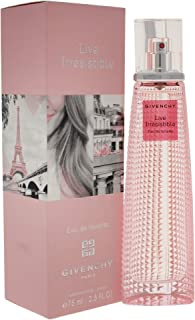 Givenchy Live Irresistible Eau De Toilette Spray, 2.5 Ounce