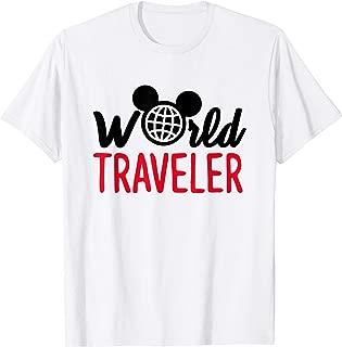 World Traveler Tee T-Shirt