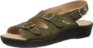 Scholl Women's Leather Fashion Sandals