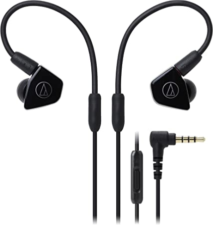 Audio Technica Ath Ls50is Live Sound In Ear Kopfhörer Elektronik