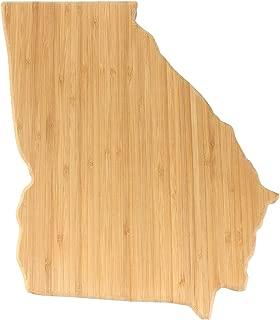 BambooMN Brand - Georgia Silhouette Cutting Board - 1 Unit - 10