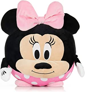 Cuddle Pal Stuffed Animal Plush Toy, Disney Baby Minnie Mouse, 10 Inches