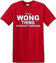 Wong Thing RED T Shirt