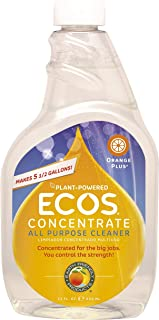 Earth Friendly Products ECOS Orange Plus Concentrated, 22 oz (Pack of 2)
