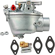 FanzKo EAE9510C Carburetor For Ford Jubilee NAA NAB Tractor Marvel Schebler TSX428