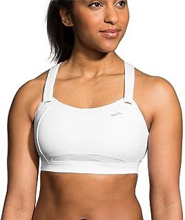Brooks Women's Juno Cross Back Adjustable High-Impact Sports Bra | Moving Comfort