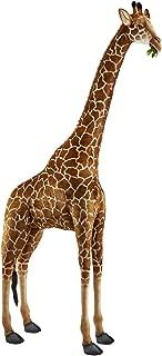Hansa Life Size Giraffe Stuffed Animal