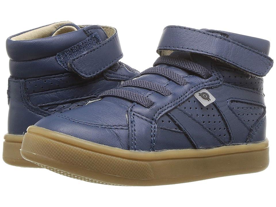 Old Soles Starter Shoe (Toddler/Little Kid) (Jeans) Boy