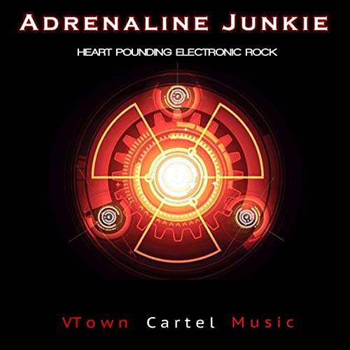 Adrenaline Junkie: Heart Pounding Electronic Rock by pash on ...