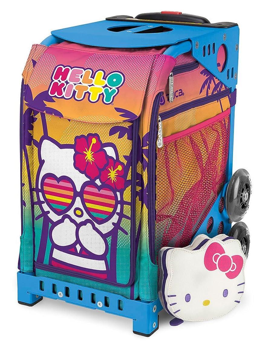 ZüCA Sport Hello Kitty Beach Bum Rolling Bag
