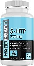 5-HTP All Natural Cognitive Enhancer & Serotonin Support Supplement   Maintains Healthy Appetite, Promotes Restful Sleep, ...
