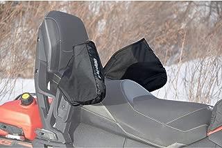 Ski-Doo New OEM 1+1 Passenger Seat Handle Hand Wind Guard Muffs 860201028