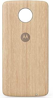 Motorola Washed Oak Moto Style Shell for Moto Z/Z2/Z3/Z4