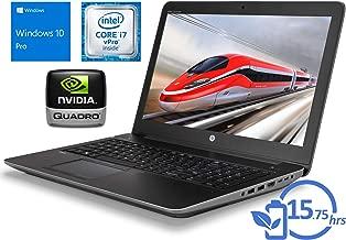 HP Zbook 15 G3 V2W12UTLaptop, 15.6