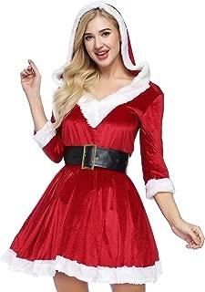 mrs santa claus costume rental