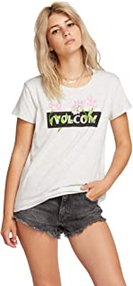 Volcom Women's Easy Babe Rad 2 Short Sleeve Crew Tee