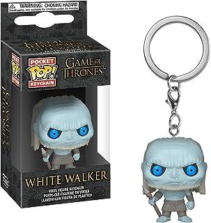 Funko Pocket Pop! Keychains: GOT S10 - White Walker, Action Figures - 37663