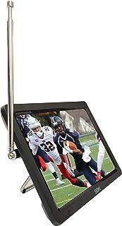 Seiki Television portatil Recargable 9 Pulgadas USB/AVIN/Coax Ideal viajeros oficinistas