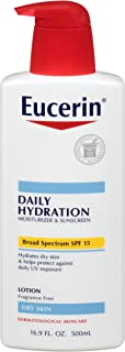 Daily Protection SPF 15 Moisturizing Body Lotion