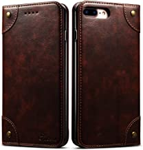 SINIANL iPhone XR Case, Leather Wallet Folio Case Book Design Flip Cover with Stand and ID Credit Card Slot Magnetic Closure for iPhone XR 6.1 inch 2018