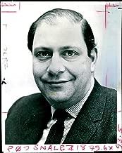 Vintage photo of Michael Wolff