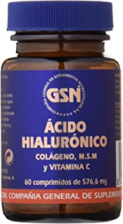 Acido Hialuronico 60 Comp. Gsn