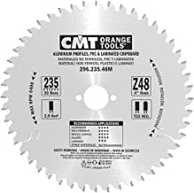 CMT Orange Tools 296.235.48M - Sierra circular 235x2.8x30 z 48 tcg -6 grados