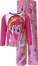 American Marketing Enterprises INC Girls' My Little Pony Pinkie Pie Fleece Toddler Pajama