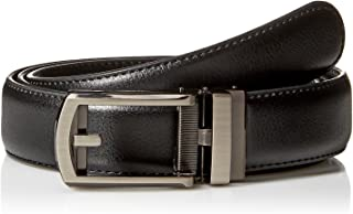 Men's Adjustable Perfect Fit Leather Belt - As Seen on TV