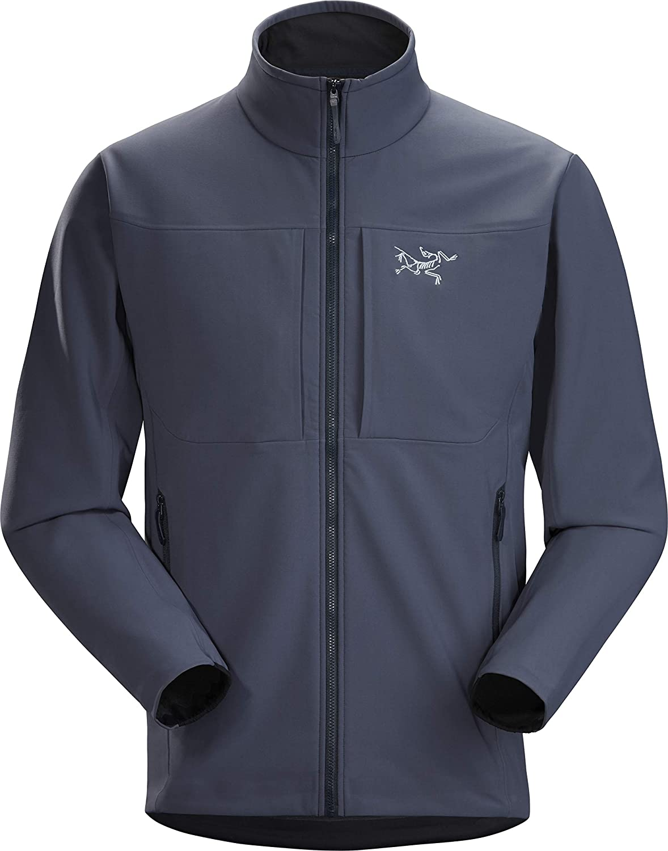 Arc'teryx Gamma MX Jacket Men's   Warm, Versatile Softshell for Mixed Conditions.