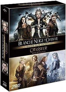 Blanche Neige et le chasseur + Le Chasseur et la Reine des Glaces [Italia] [DVD]