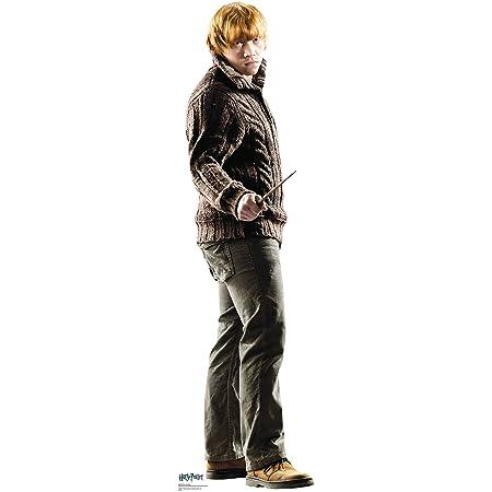 partyman.co.uk Ron Weasley 175 cm, diseño de Silueta de cartón de tamaño Natural