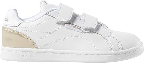 Reebok Royal Comp CLN 2v, Chaussures de Tennis Fille