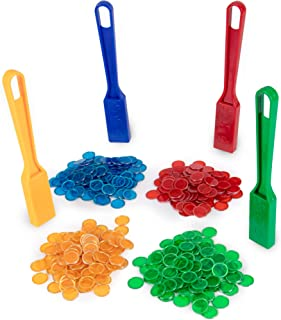 magnetic bingo chips and wand