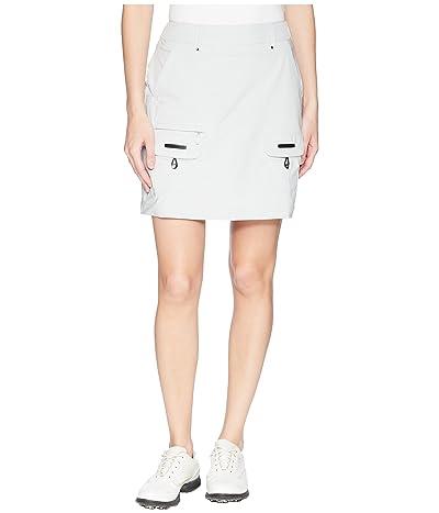 Jamie Sadock Airwear Lightweight Skort (Filament Grey) Women