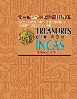 Treasures of the Incas New Edn