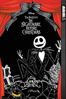 DISNEY MANGA NIGHTMARE BEFORE CHRISTMAS ED: Softcover Edition
