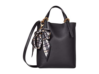 ZAC Zac Posen Posen Mini Tote Solid (Black) Handbags