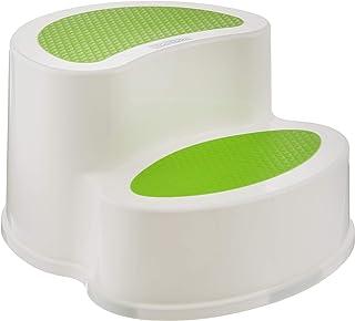 永和 2段ステップ 白×グリーン 1個 (x 1)