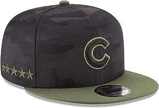 New Era Chicago Cubs Adjustable 9Fifty MLB Flat Bill Baseball Cap 950