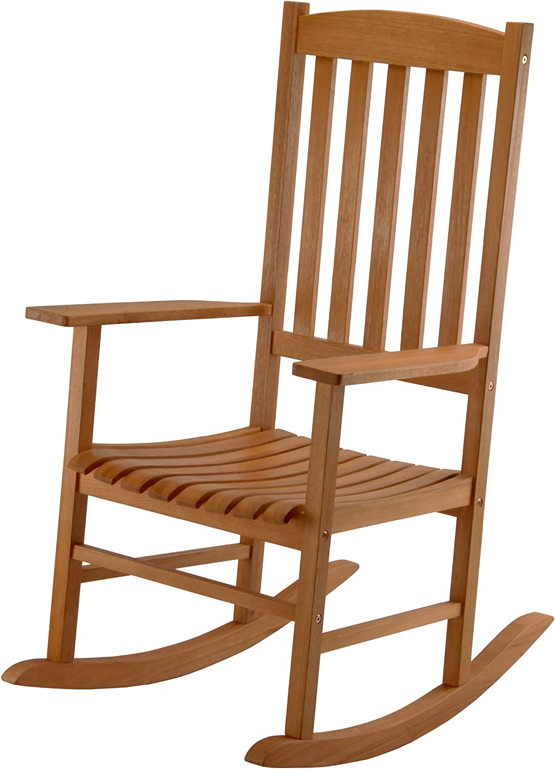 National Outdoor Living Eucalyptus Wood Cash special price Chair Rocking High quality new Patio