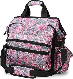 Ultimate Nursing Bag Pink Pasture