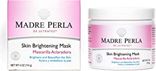 Madre Perla De Ultratez Skin Brightening Mask / No Hydroquinone / No Parabens or Dyes / Allergy-Tested 4 OZ