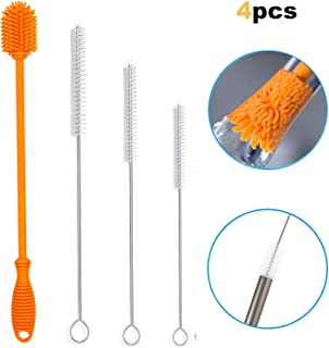 Ponnex Water Bottle Brush | Straw Cleaning Brush | 12.5