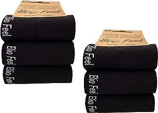 confezione da 4 paia Calze da donna in cotone biologico Biofeel