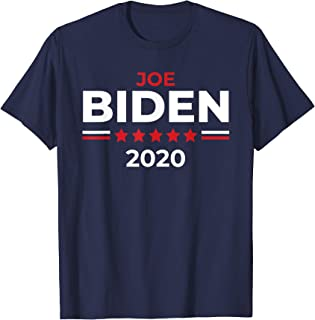 Democrat Joe Biden 2020 Campaign T-Shirt