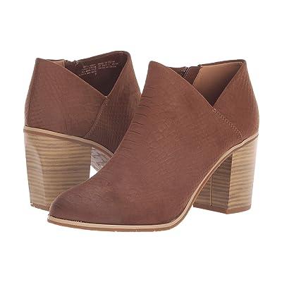 Seychelles BC Footwear By Seychelles Kettle (Cognac Exotic V Suede) Women