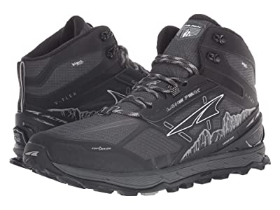 Altra Footwear Lone Peak 4 Mid RSM (Black) Men